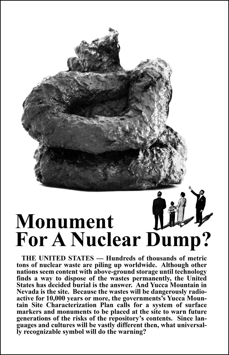 1-Momument for a Nuclear Dump