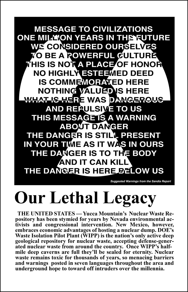 3-Our Lethal Legacy